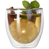 Стеклянный стакан с двойными стенками 250 мл, фото 1