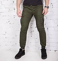 Брюки на флисе мужские Pobedov trousers