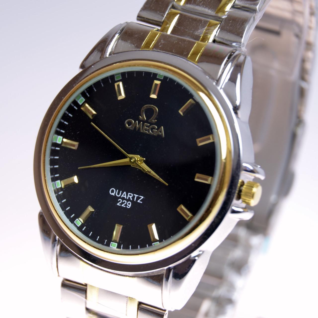 Мужские часы OMEGA De VillE кварц