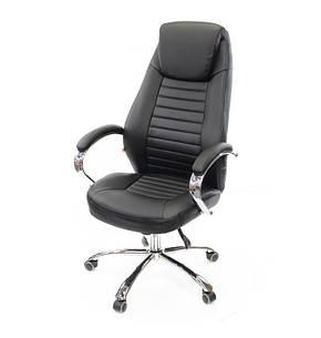 Кресло АКЛАС Олбери CH ANF Черное, фото 2