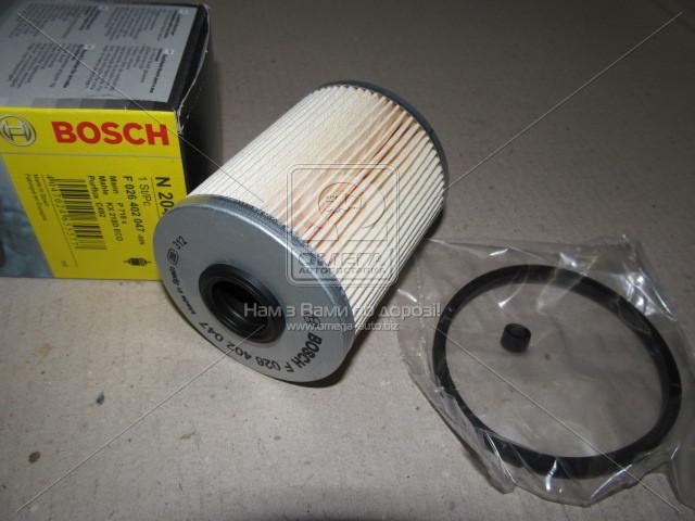 Фильтр топливный (производитель Bosch) F 026 402 047