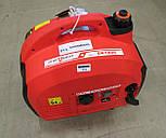 Инверторный бензиновый генератор swiss kraft 2000w, фото 4