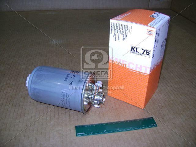 Фильтр топлива VW T4, PASSAT (производитель Knecht-Mahle) KL75
