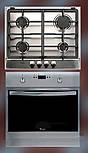 Whirpool плита + духовка, фото 2