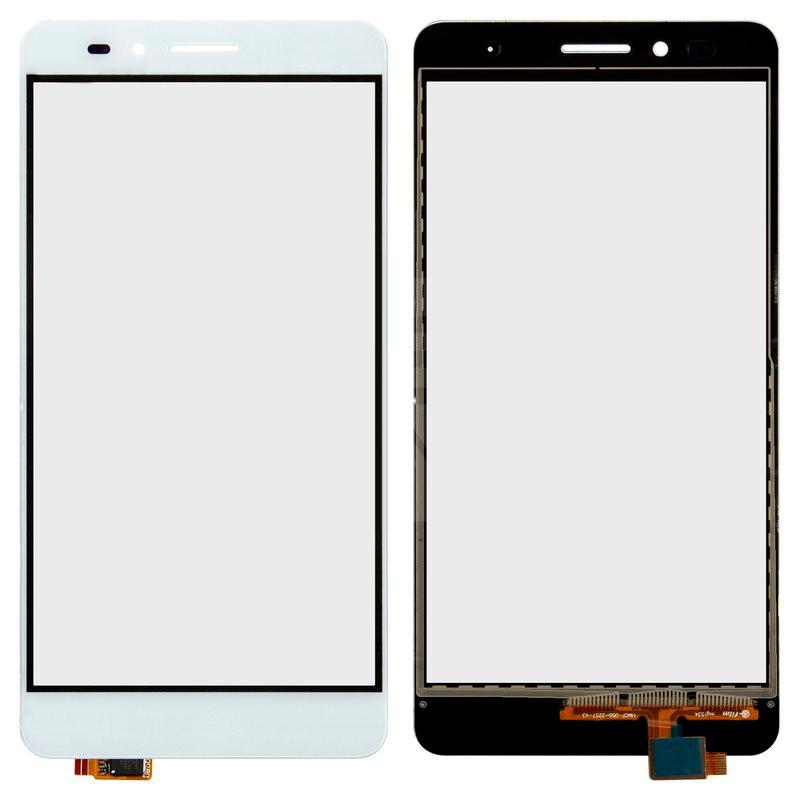 Сенсорный экран (тачскрин) Huawei GR5 (2017) White