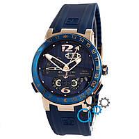 Ulysse Nardin Executive El Toro GMT Perpetual Blue-Gold-Blue