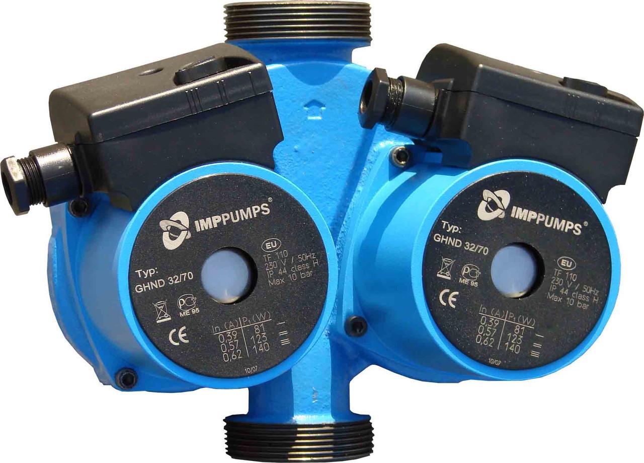 Циркуляційний насос POC-pumps GPD 25-4-180, макс. подача 2,5м3, монтажна довжина 180мм