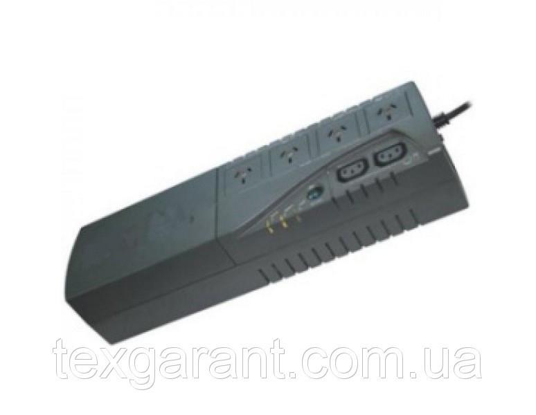 Стабілізатор напруги FORTE PR-1000D, релейного типу, потужність 1000 ВА, точність 8%, вага 2.5 кг