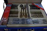 Набір столових приладів Bach & Mayer (Switzerland) 72 предмета, фото 3