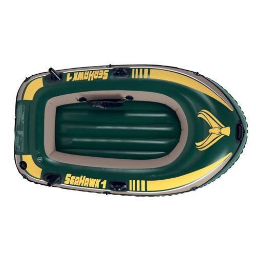 Лодка надувная одноместная SeaHawk 100 Intex 68345