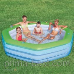 Детский надувной бассейн Bestway 54119