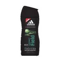 Гель для душу Adidas Sport Field 2в1 250мл.