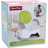 Fisher-Price Горшок удобство и комфорт Custom Comfort Potty Training Seat салатовый
