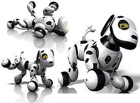 Собака робот ZOOMER