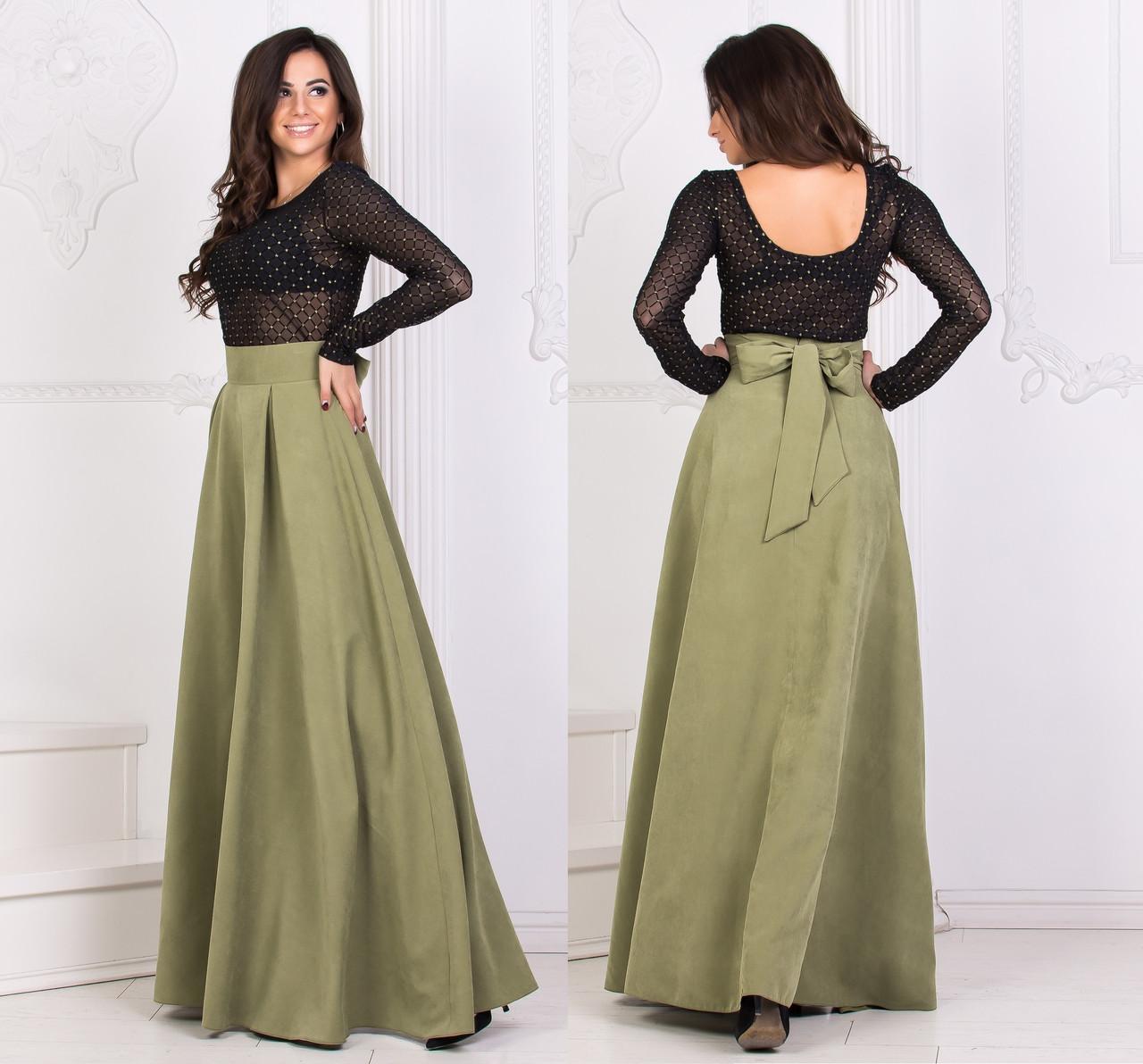 Костюм блузка + юбка