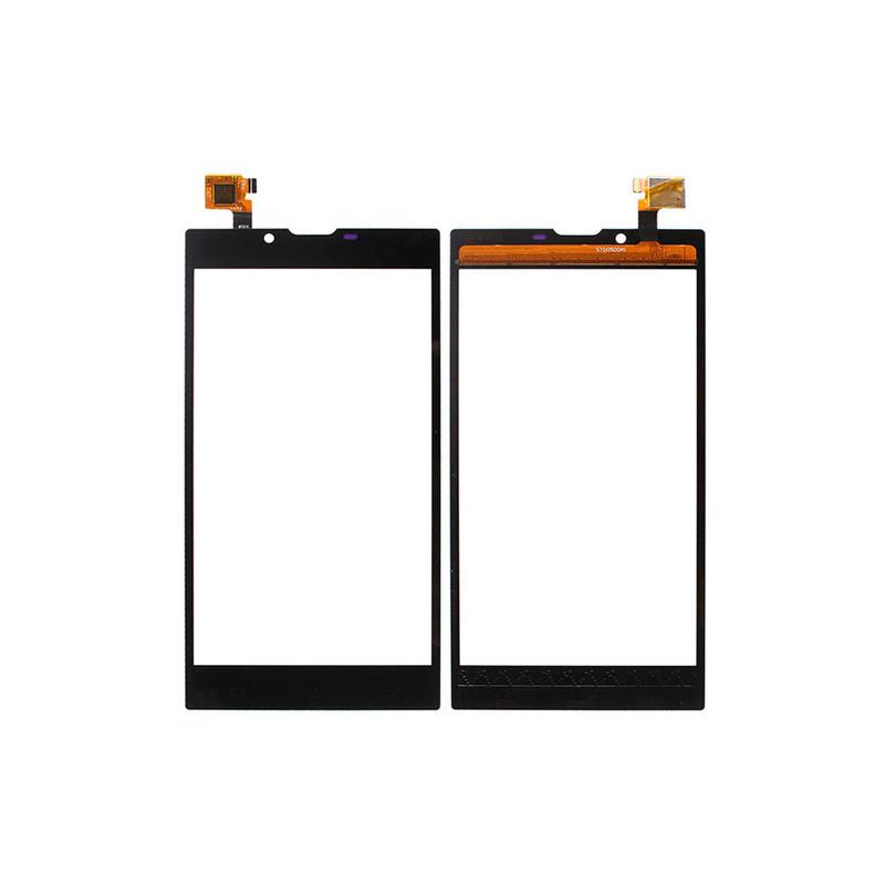 Сенсорный экран (тачскрин) Archos 55 Platinum чёрный