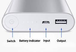 Портативное зарядное устройство Xiaomi 20800