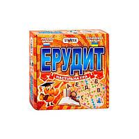 """Настольная игра """"Эрудит"""" на русском языке"""
