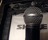 Shure SH-500 радіосистема 2 мікрофона, фото 5