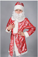 Новогодний костюм Дед мороз подростковый