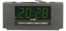 "Часы""led radio clock"""