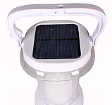 Фонарь на солнечной батарее kamisafe km-7633T, фото 2