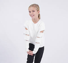 Детский свитер для девочки от Bear Richi 286080, рост 140-164, фото 3