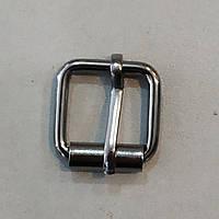 Пряжка литая 16 мм черный никель