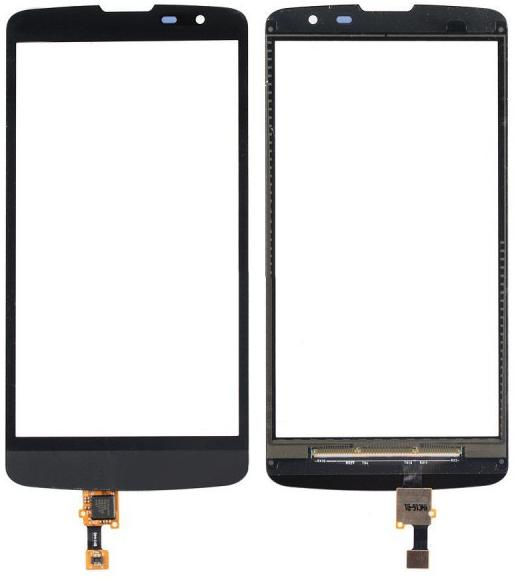 Сенсор LG L Bello D331, D335 Dual Black (оригинал), тач скрин ЛЖ