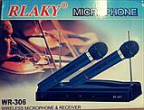 Микрофоны rlaky wm-306, фото 4