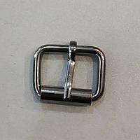 Пряжка литая 20 мм черный никель
