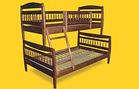 Кровать ТИС Комби-1 80*120*200 дуб