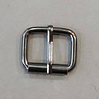 Пряжка литая 25 мм черный никель