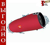 Колонка портативная в стиле JBL Xtreme красная