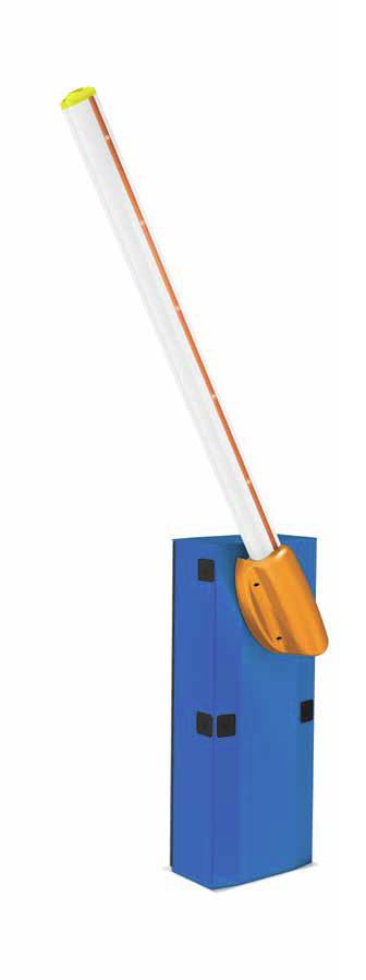 Автоматический шлагбаум CAME G5000X, 24В, 100% (макс. длина 6,5м)