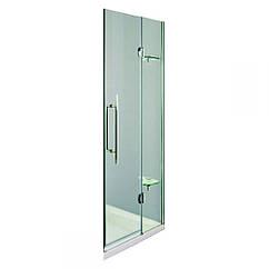 Душевые двери Devit PURA FEN0651GR 1000 Хром Серое