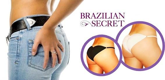 Жіночі трусики Brazilian Secret (Бразильський Секрет)