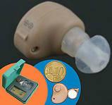Внутрішньовушний слуховий апарат, фото 2