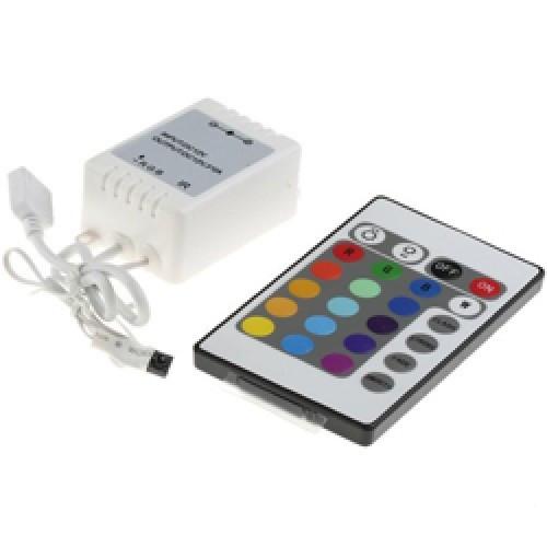 Контролер RGB CT24-IR + пульт
