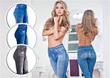 Корректирующие брюки Slim` N Lift Caresse Jeans , фото 3