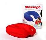 Вибро Подушка-Массажер Neck Massage Cushion, фото 3