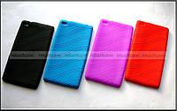 Мягкие силиконовые чехлы для линейки планшетов Lenovo Tab 4 и Xiaomi Mi pad 4