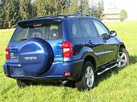 Верхний спойлер для Toyota Rav4 (2000-2005)