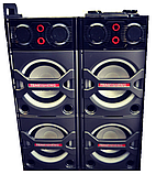 Активная акустическая система Temeisheng T246 (колонки) 2х150W + Bluetooth, фото 4