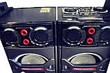 Активная акустическая система Temeisheng T246 (колонки) 2х150W + Bluetooth, фото 6