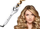 Автоматическая плойка стайлер для укладки волос InStyler Tulip Auto Curler Инстайлер Тьюлип,, фото 5