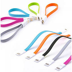 1117 USB кабель для iPHONE 4 магнит 20 см