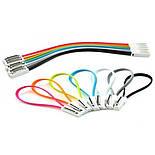 1117 USB кабель для iPHONE 4 магнит 20 см, фото 5