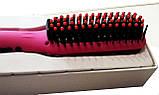 Расческа-выпрямитель для волос Hair Straightner Jin Bo Yang JBY-589 , фото 2