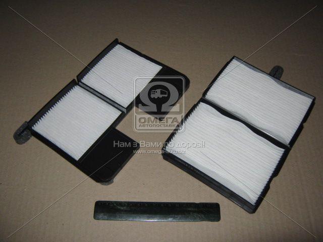 Фильтр салона ( комплект 2 штук) (производитель Knecht-Mahle) LA186/S